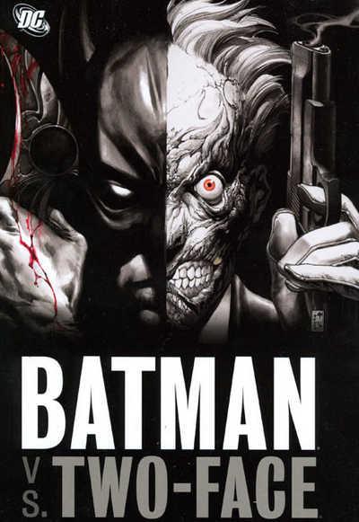 Картинка к мультфильму Бэтмен против Двуликого (2017)
