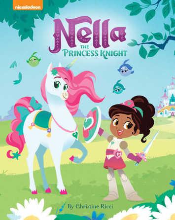 Картинка к мультфильму Нелла, отважная принцесса (1,2 сезон/Никелодеон)