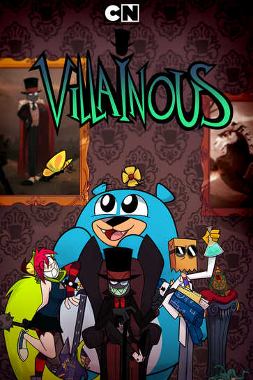 Злыдни | Villainous | Villanos | Злодеи - Cartoon Network