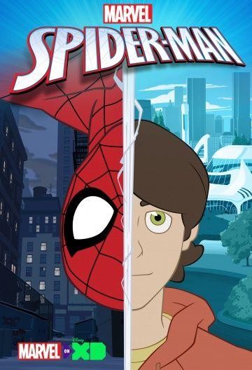 Marvel's Человек-паук (Дисней) 1,2,3 сезон смотреть онлайн