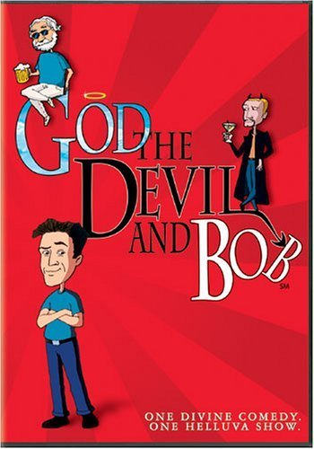 Картинка к мультфильму Бог, Дьявол и Боб