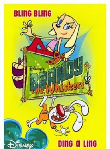 Картинка к мультфильму Брэнди и Мистер Вискерс