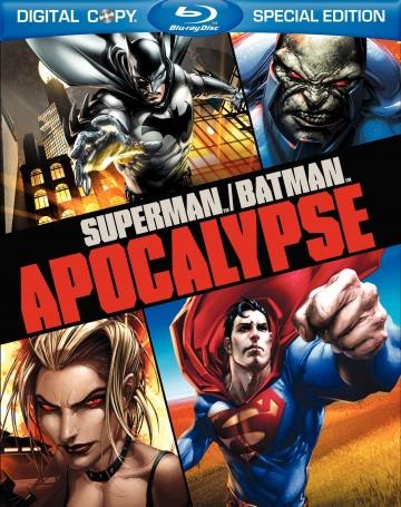 Картинка к мультфильму Супермен/Бэтмен: Апокалипсис