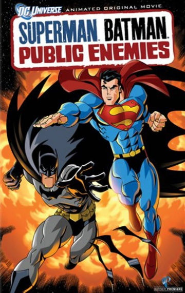 Картинка к мультфильму Супермен/Бэтмен: Враги общества