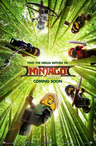 Ниндзяго / The Lego Ninjago Movie (2017) смотреть онлайн