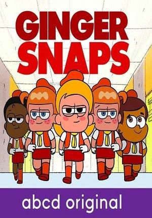 Имбирюшки / Ginger Snaps