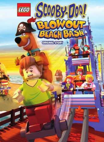 Картинка к мультфильму Лего Скуби-ду: Улетный пляж (2017)