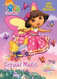 Картинка к мультфильму Даша следопыт спасает королевство кристаллов