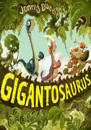 Картинка к мультфильму Гигантозавры / Gigantosaurus Disney