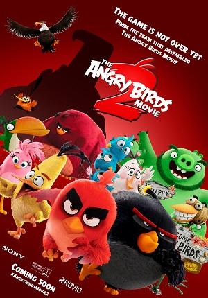 Angry Birds фильм 2