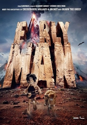 Первый человек / Early Man (2018)