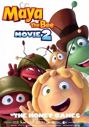 Пчелка Майя 2: Медовые Игры (2018) смотреть онлайн