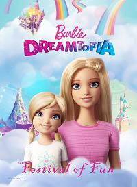 Картинка к мультфильму Барби Дримтопия: Фестиваль веселья