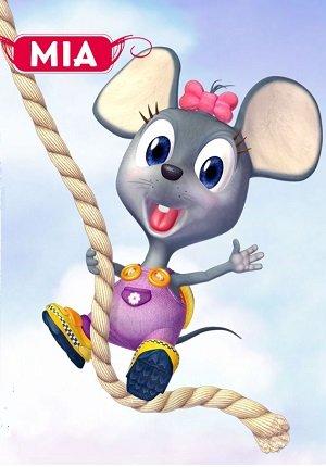 Мышонок Миша / Мія смотреть онлайн