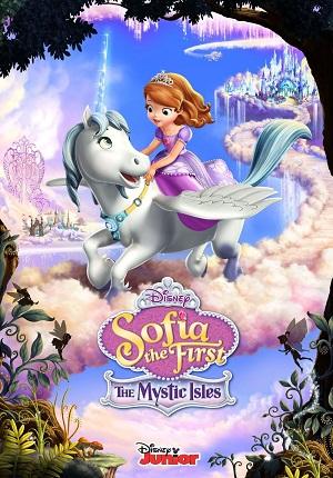София Прекрасная: Загадочные острова Disney смотреть онлайн