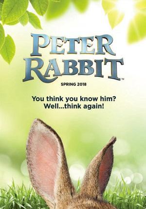 Картинка к мультфильму Приключения Кролика Питера (2018)