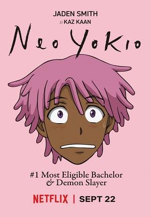 Нео Йокио / Neo Yokio 1 сезон Netflix