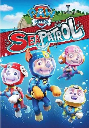 Картинка к мультфильму Щенячий патруль: Морской патруль Nickelodeon