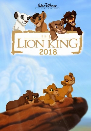 Король лев 4 (2018 / Disney)