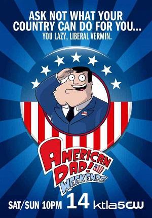 Картинка к мультфильму Американский папаша! 14 сезон