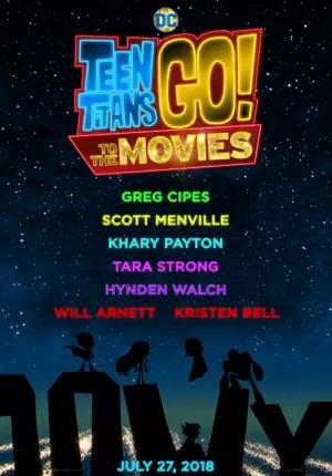 Юные Титаны Вперед: Кино (2018)