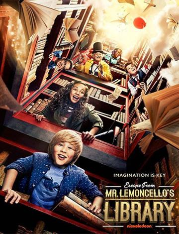 Побег из библиотеки мистера Лимончелло (2017) Nickelodeon смотреть онлайн