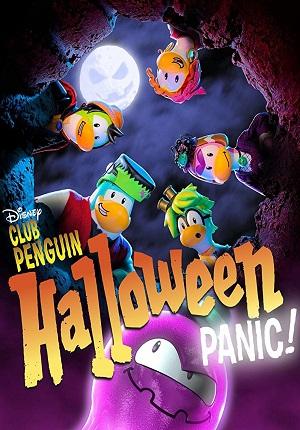 Клуб Пингвинов: Паника на Хэллоуин Disney
