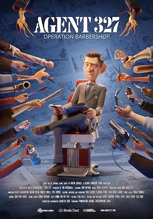 Картинка к мультфильму Агент 327: Операция «Парикмахерская»