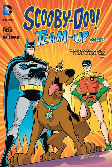 Картинка к мультфильму Скуби-ду! И Бэтмен: Отважный и смелый (2018)