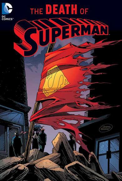Картинка к мультфильму Смерть Супермена (2018)