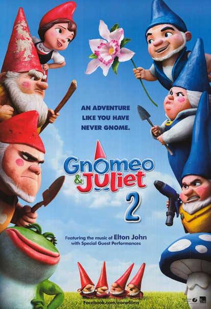 Гномео и Джульетта 2: Шерлок Гномс (2018)