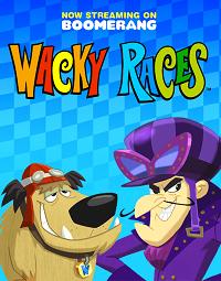 Картинка к мультфильму Безумные гонки