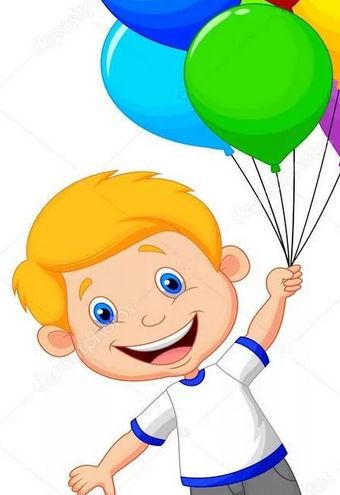 Дружелюбный шарик: милый мультик для детей
