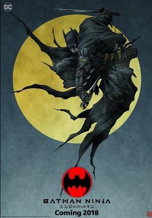 Картинка к мультфильму DC Бэтмен Ниндзя (2018)