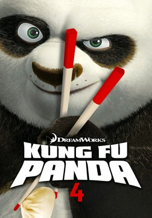 Кунг-фу Панда 4 смотреть онлайн