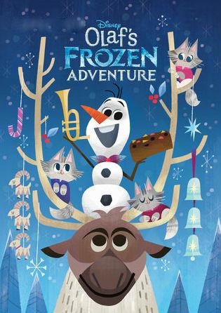 Картинка к мультфильму Олаф и холодное приключение: холодное сердце (2018)