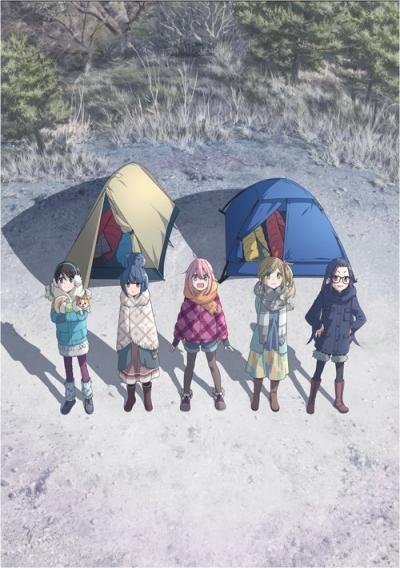 Yuru Camp△ / Лагерь на свежем воздухе (2018) 1 сезон
