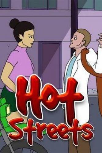Картинка к мультфильму Жаркие улицы / Hot Streets 1,2 сезон