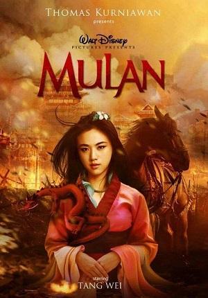 Мулан (новый фильм Дисней) 2019