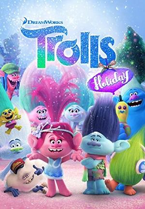 Картинка к мультфильму Троллий праздник DreamWorks