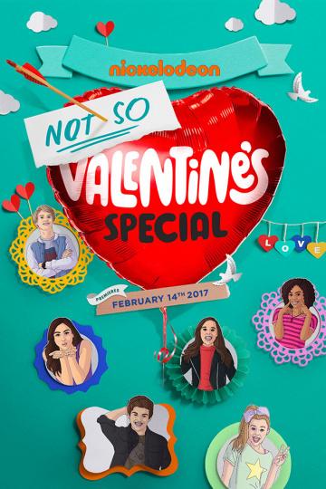 Не совсем День Святого Валентина (2018) Никелодеон