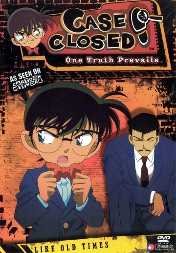 Detective Conan / Детектив Конан (все серии) смотреть онлайн