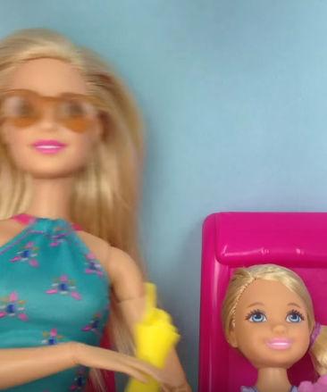 Мультик Барби