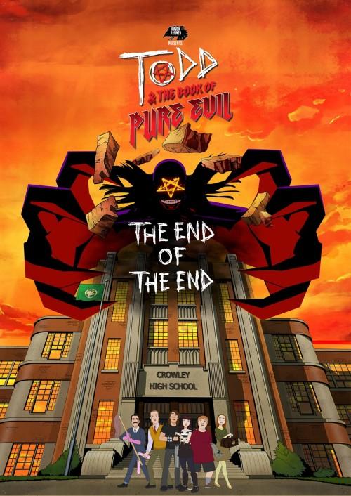 Тодд и книга чистого зла: Конец конца (2018)