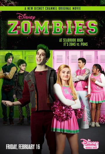 Зомби (2018/Disney)