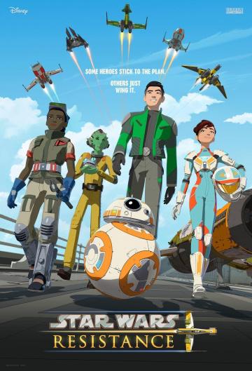 Картинка к мультфильму Звёздные войны: Сопротивление (Дисней) 1,2 сезон