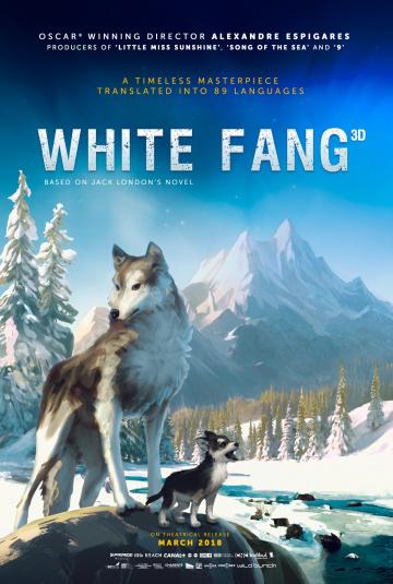 Белый клык (2018/Лицензия)