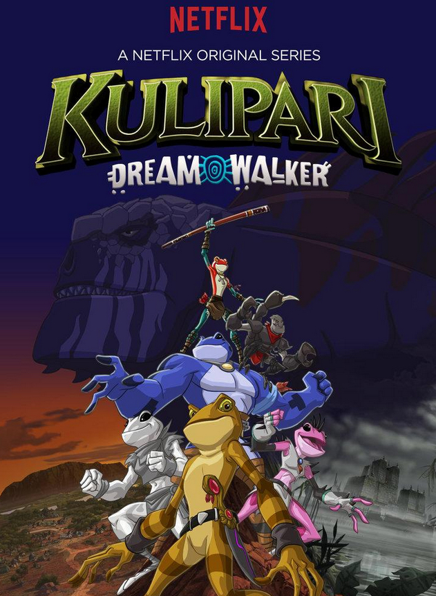 Кулипари, сноходец/Kulipari: Dream Walker 1,2 сезон Netflix смотреть онлайн
