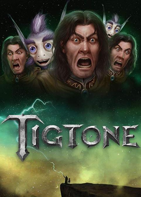 Картинка к мультфильму Тигтон / Tigtone (2018) 1,2 сезон