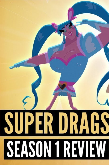 Супергерои на шпильках 1 сезон смотреть онлайн